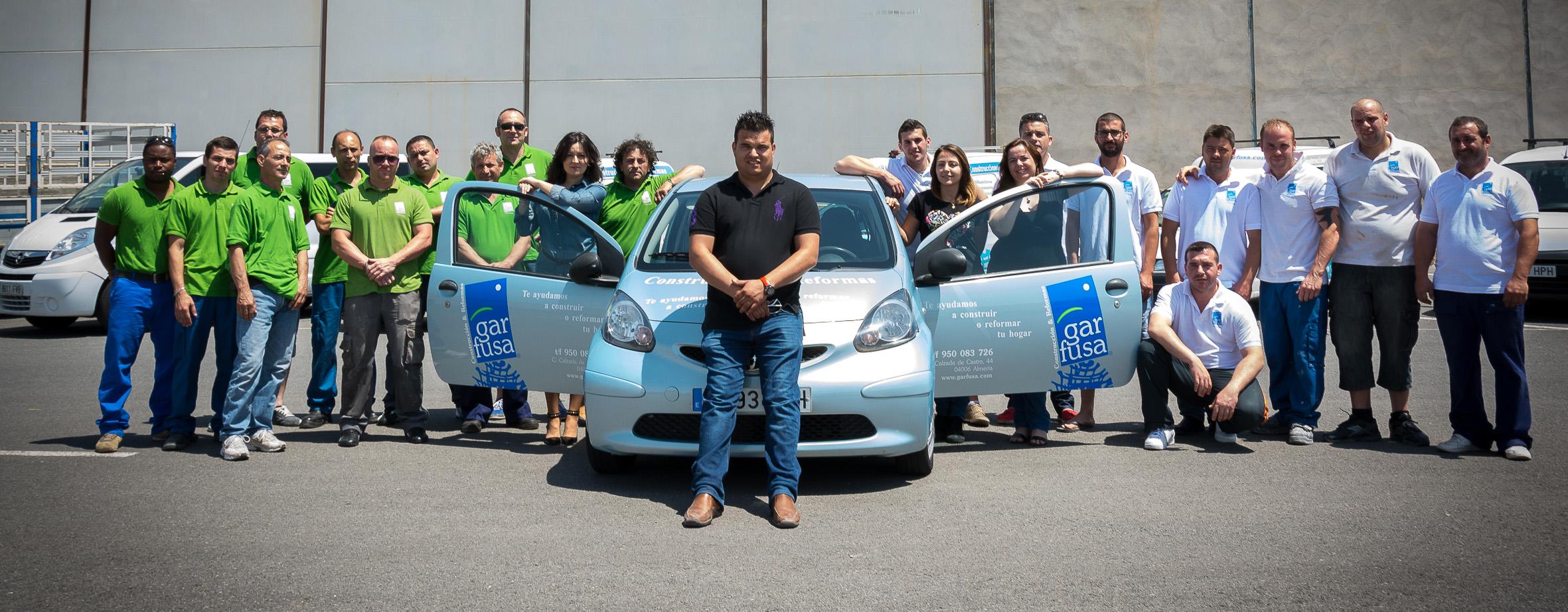 Empresa de Reformas en Almería