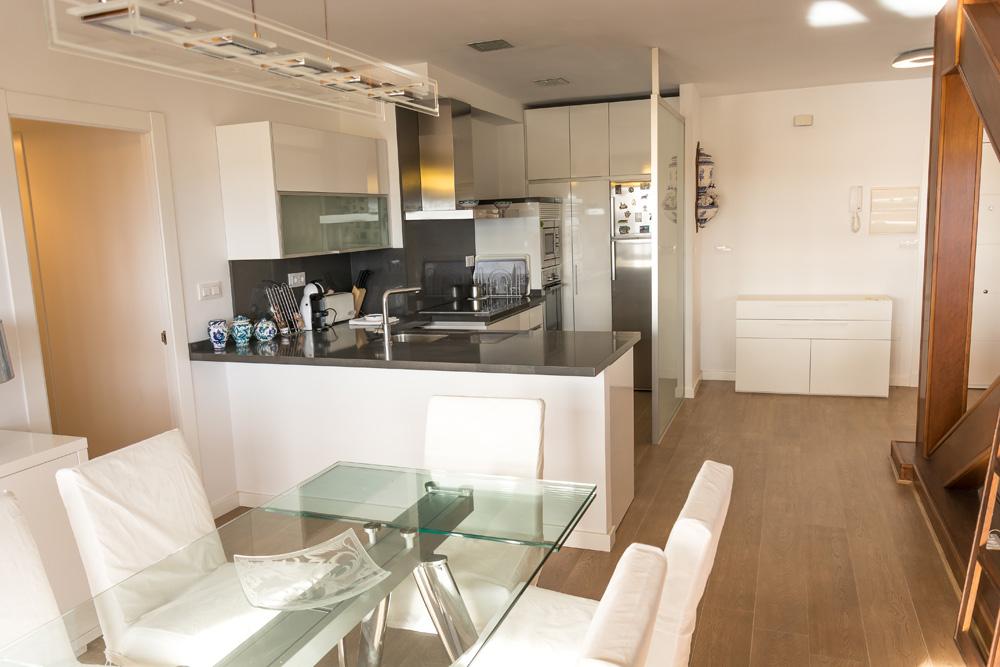 Reformar cocina y salón