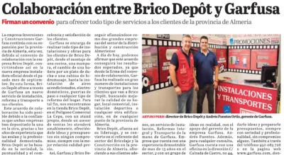 Garfusa Brico Depot Almería