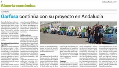 Garfusa Andalucía