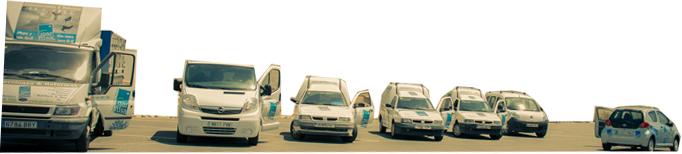 Empresa de instalaciones y transporte